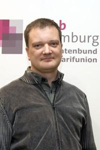 Sven Bluehdorn